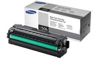 [미사용]삼성 CLT-K506L [검정/대용량/정품토너]