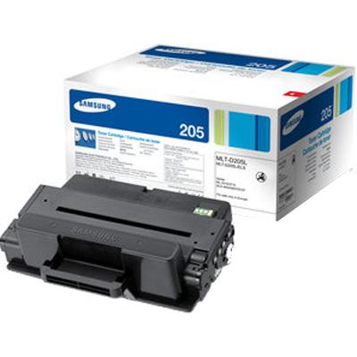 [미사용]삼성 MLT-D205L [검정/대용량/정품토너]