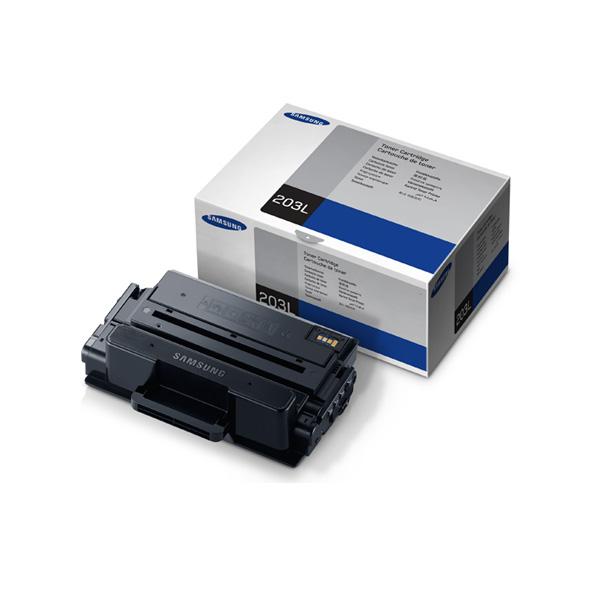 [미사용]삼성 MLT-D203L [검정/대용량/정품토너]